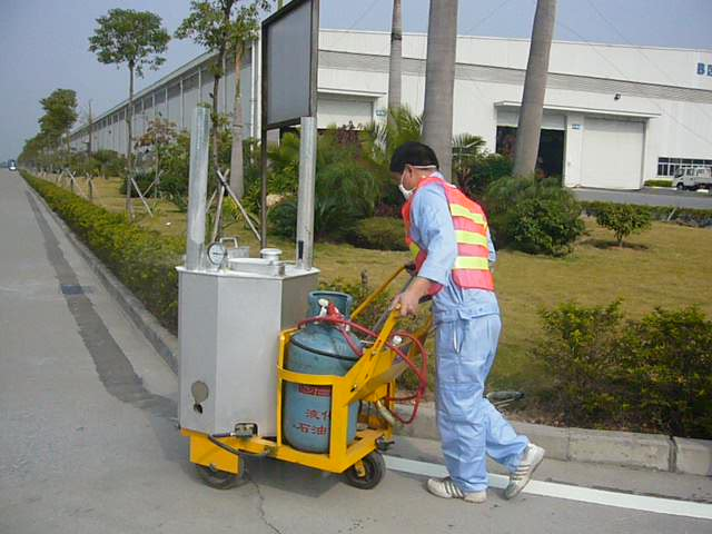 all-in-one road marking machine